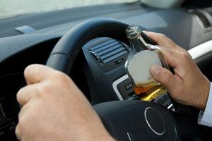 Alcool et voiture sans permis